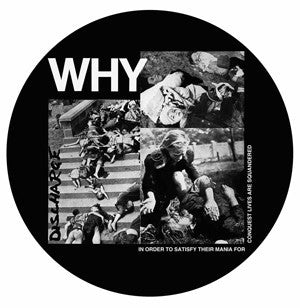 Discharge - Why-LP-South