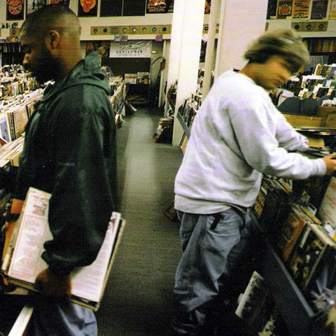 DJ Shadow - Endtroducing-Vinyl LP-South