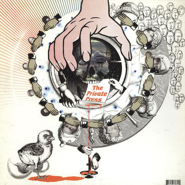 DJ Shadow - The Private Press-LP-South