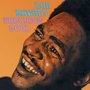 Don Bryant - Precious Soul-Vinyl LP-South