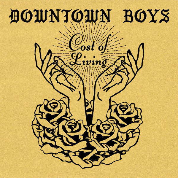 Downtown Boys - Cost Of Living-LP-South