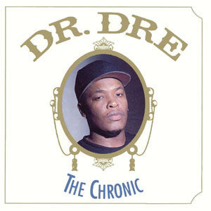 Dr Dre - The Chronic-LP-South