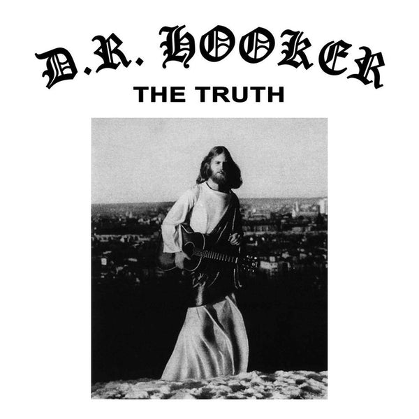 D.R. Hooker - The Truth-LP-South