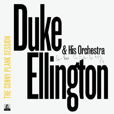 Duke Ellington & His Orchestra - The Conny Plank Session-Vinyl LP-South