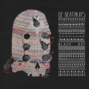 DZ Deathrays - Black Rat-CD-South