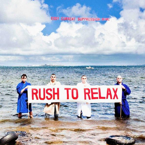 Eddy Current Suppression Ring - Rush To Relax-LP-South