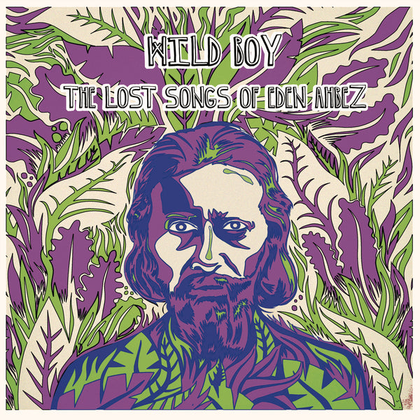 Eden Ahbez - Wild Boy: The Lost Songs Of Eden Ahbez-LP-South