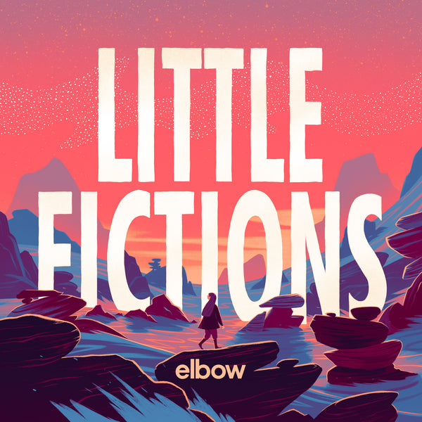 Elbow - Little Fictions-CD-South