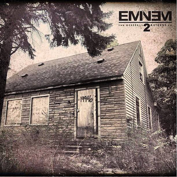 Eminem - The Marshall Mathers LP 2-LP-South