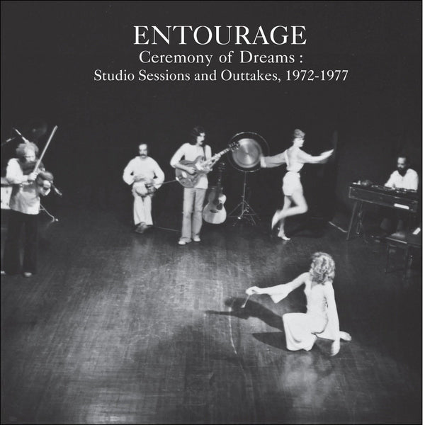 Entourage - Ceremony Of Dreams: Studio Sessions & Outtakes, 1972-77-LP-South