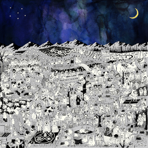 Father John Misty - Pure Comedy-CD-South