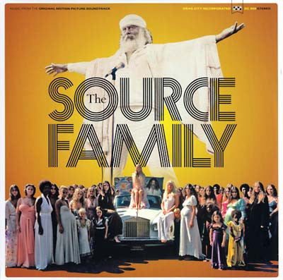 Father Yod & The Source Family - Music From The Original Motion Picture Soundtrack-Vinyl LP-South