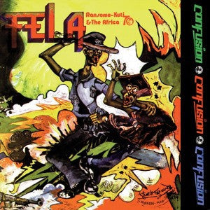 Fela Kuti - Confusion-Vinyl LP-South