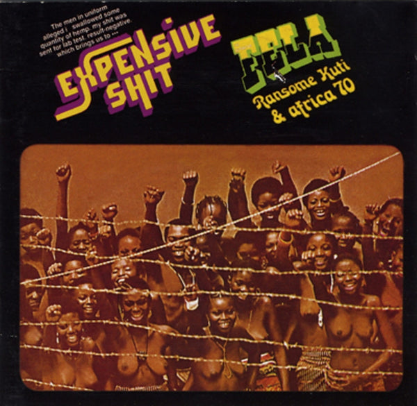 Fela Kuti - Expensive Shit-Vinyl LP-South