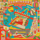 Flamingods - Levitation-LP-South
