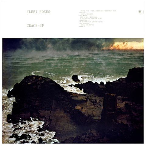 Fleet Foxes - Crack-Up-CD-South