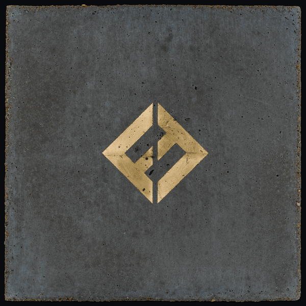 Foo Fighters - Concrete & Gold-CD-South