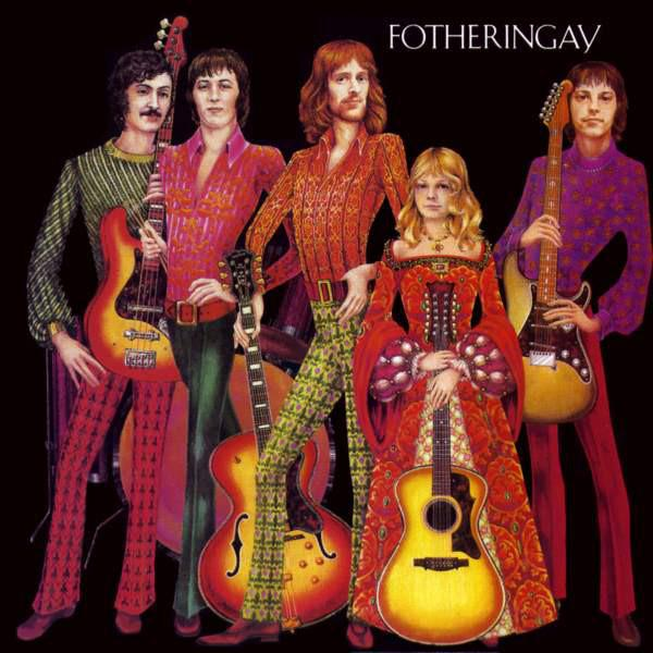 Fotheringay - Fotheringay-LP-South