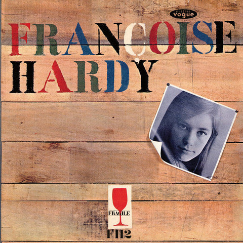 Francoise Hardy - Mon Amie La Rose-LP-South