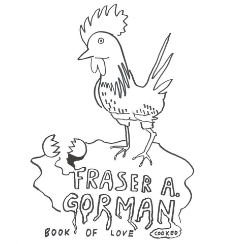 "Fraser A. Gorman - Book Of Love-7""-South"