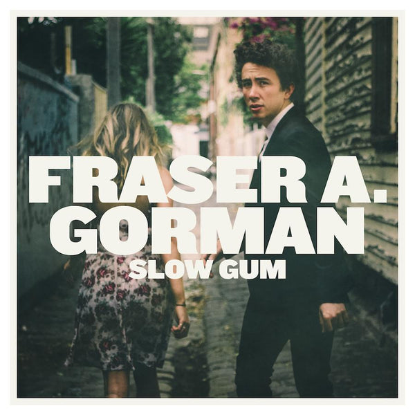 Fraser A. Gorman - Slow Gum-CD-South