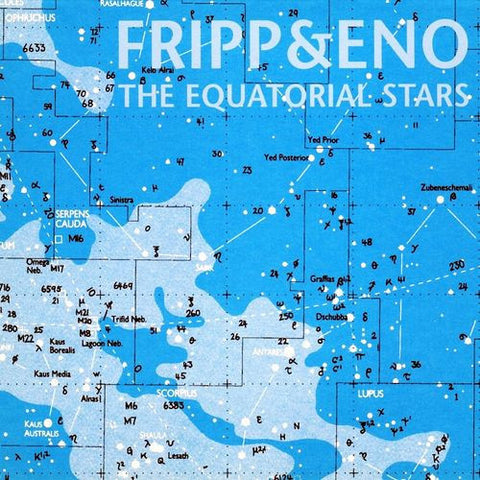 Fripp & Eno - Equatorial Stars-Vinyl LP-South