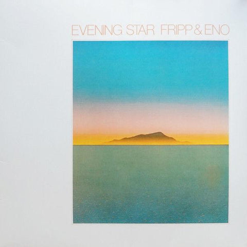 Fripp & Eno - Evening Star-Vinyl LP-South