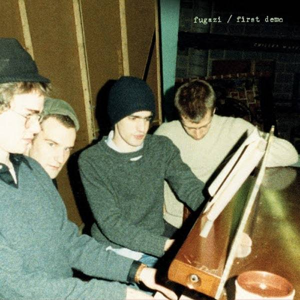 Fugazi - First Demo-Vinyl LP-South