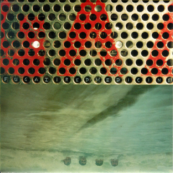 Fugazi - Red Medicine-Vinyl LP-South