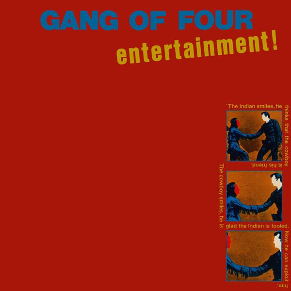 Gang Of Four - Entertainment!-LP-South