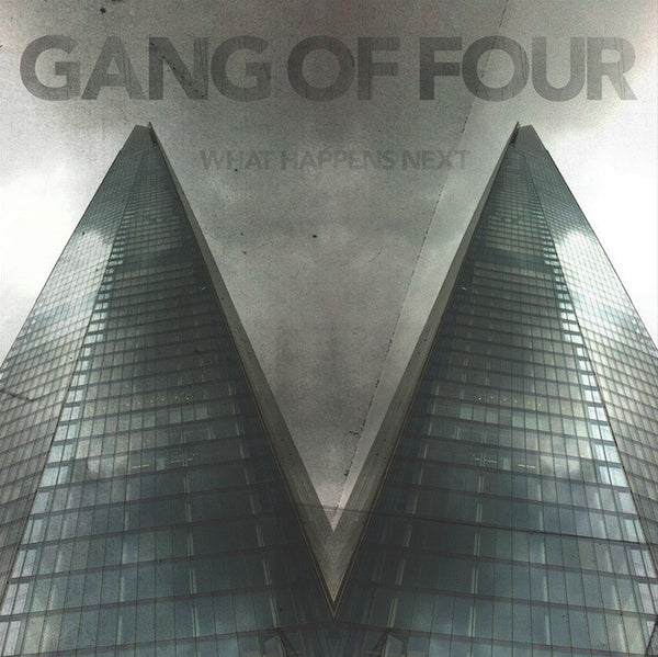 Gang of Four - What Happens Next-CD-South