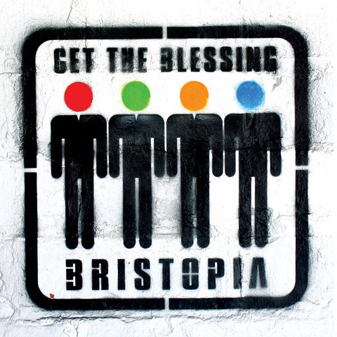Get The Blessing - Bristopia-LP-South