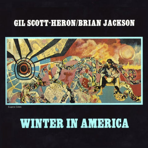 Gil Scott-Heron & Brian Jackson - Winter In America-Vinyl LP-South