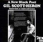 Gil Scott-Heron - Small Talk At 125th & Lenox-Vinyl LP-South