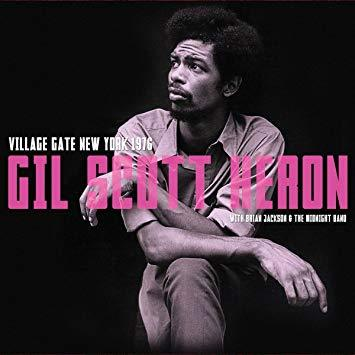 Gil Scott-Heron - Village Gate New York 1976-LP-South