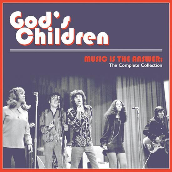 God's Children - Music Is The Answer: The Complete Collection-LP-South