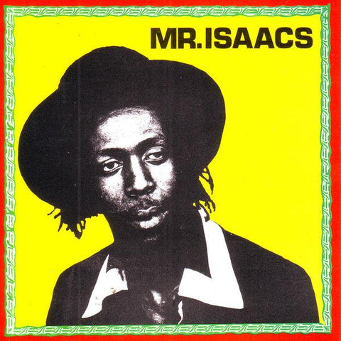 Gregory Isaacs - Mr Isaacs-LP-South