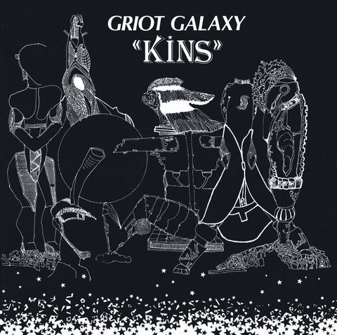 Griot Galaxy - Kins-LP-South
