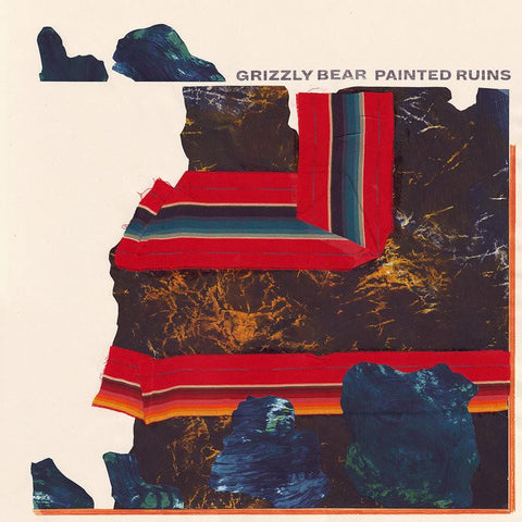 Grizzly Bear - Painted Ruins-CD-South