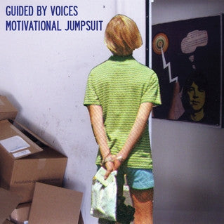 Guided By Voices - Motivational Jumpsuit LP-Vinyl LP-South