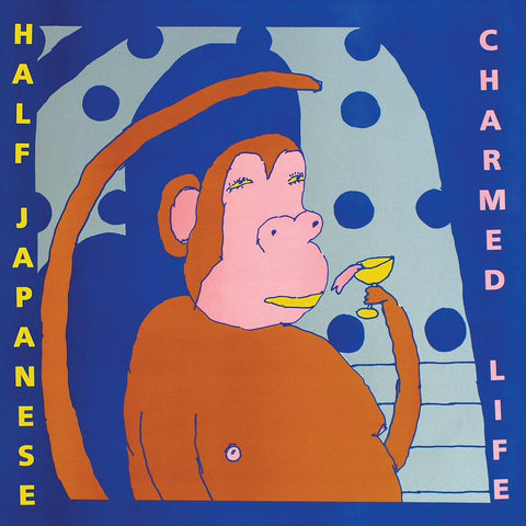 Half Japanese - Charmed Life-LP-South