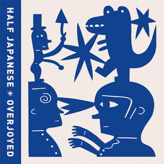 Half Japanese - Overjoyed-CD-South