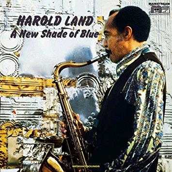 Harold Lane - A New Shade Of Blue-LP-South