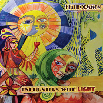 Heath Common - Encounters With Light-CD-South