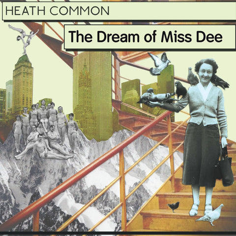 Heath Common - The Dream Of Miss Dee-CD-South