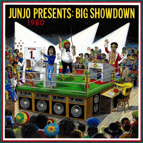 Henry Junjo Lawes - Junjo Presents: Big Showdown-LP-South