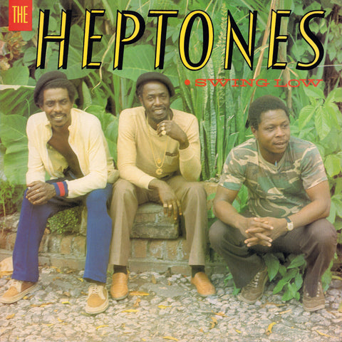 Heptones - Swing Low-LP-South