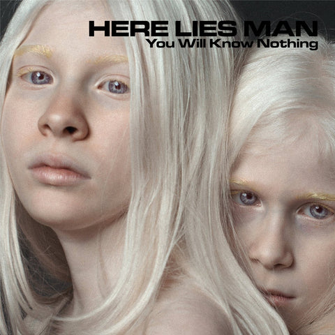 Here Lies Man - You Will Know Nothing-LP-South
