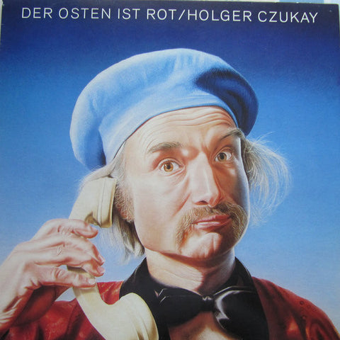 Holgar Czukay - Der Osten Ist Rot / Rome Remains Rome-Vinyl LP-South
