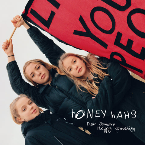 Honey Hahs - Dear Someone, Happy Something-CD-South
